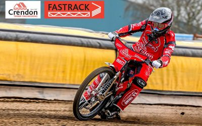 Peterborough Crendon FASTRACK Panthers Speedway Team Sponsorship for 2020