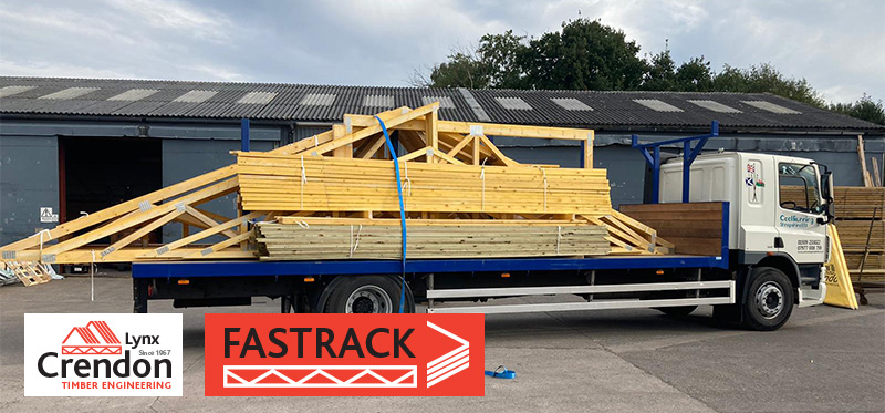 FASTRACK Roof Truss Order