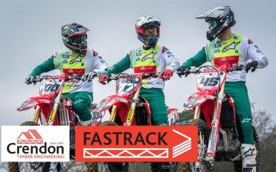 Green light for Crendon Fastrack Honda race debut